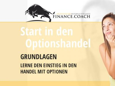 Start in den Optionshandel