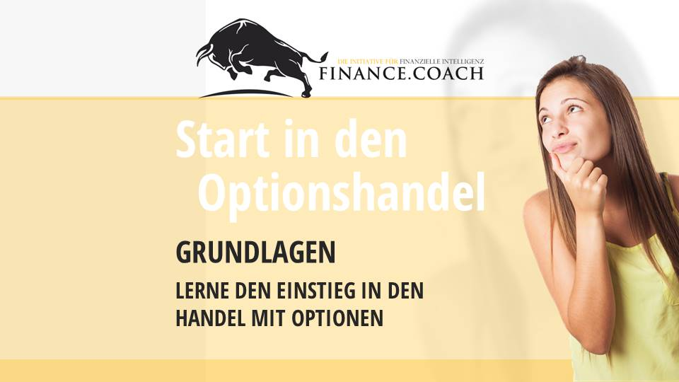 Start-Optionshandel-Kurs