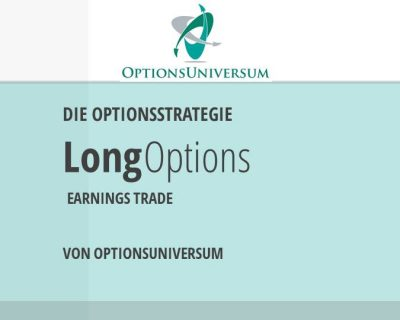 Earnings Trades Long Optionen mit Edge