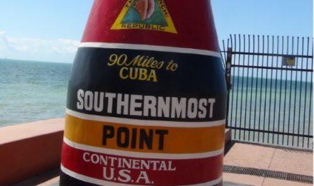 Kurse gen Süden