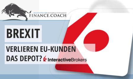Interactive Brokers: Das passiert mit EU-Kunden bei einem Brexit