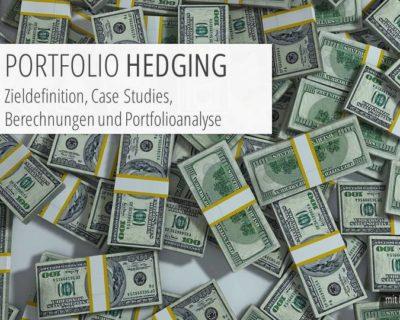 Portfolio Hedging – Zieldefinition, Case Studies und Portfolioanalyse