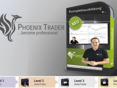 Komplettausbildung zum professionellen Trader