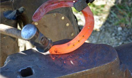 Eisen schmieden, so lange es noch heiß ist